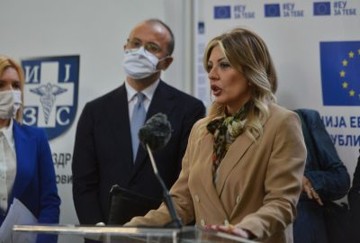 J. Joksimović: ก้าวเดินขนาดใหญ่ในทิศทางที่ถูกต้อง