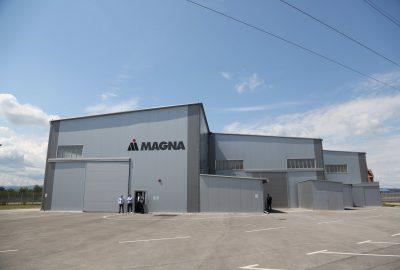 Magna ขยายการผลิตในเซอร์เบีย – เปิดโรงงานแห่งใหม่ในเมือง Aleksinac