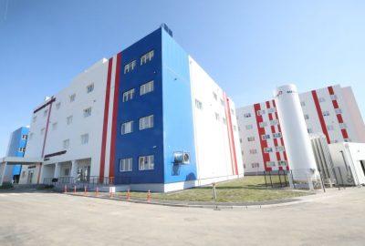 เซอร์เบียเปิดโรงพยาบาลโควิดแห่งใหม่ในโนวีซาด